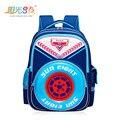 3D Stereoscopic Big Capacity Style Orthopedic School bags For Boys Ultralight Waterproof Backpack Child Kids School bag Handbag