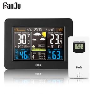 FanJu FJ3365B Weather Station