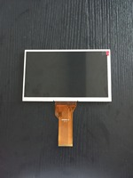 New 7 Inch AT070TN94 LCD Screen 165MM 100MM 50pin RGB Interface 5mm Thickness Test One By