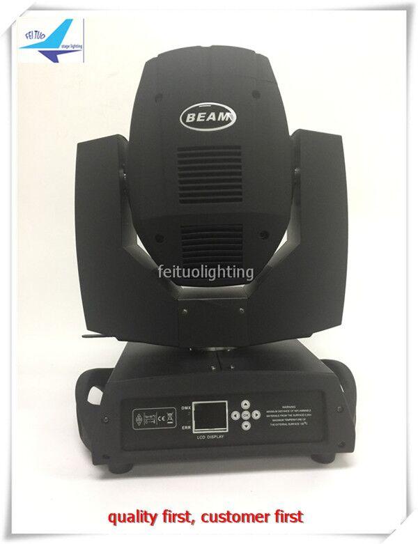 Free Shipping Powercon Lyre Beam 7r Moving Head Light DMX OSRAM Lamp Strobe Beam 230 Moving Head Stage Wedding DJ Party Lights