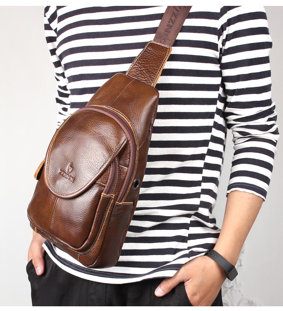 Shoulder Strap Back Bag