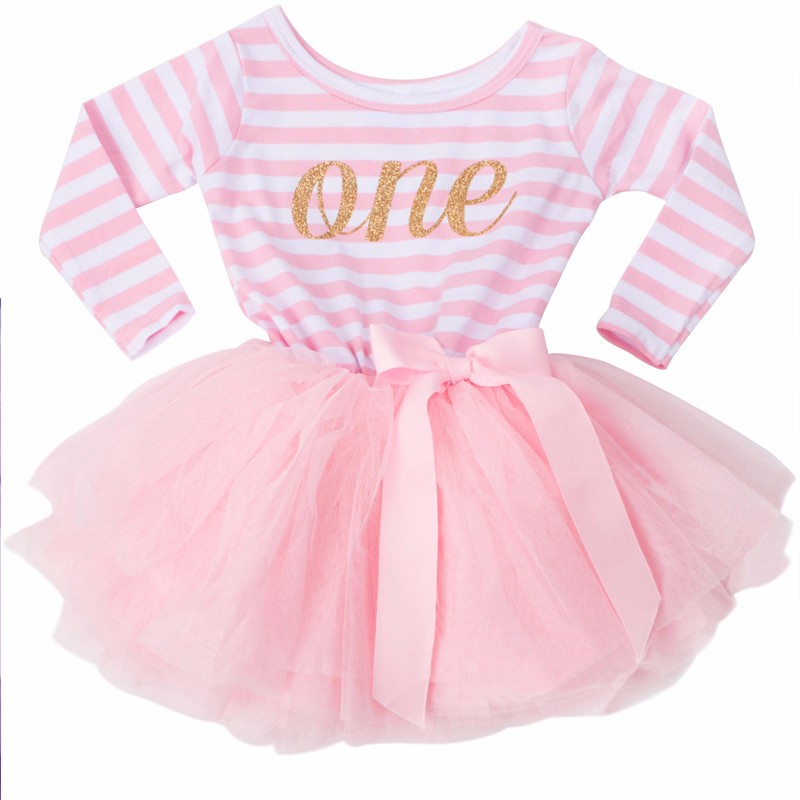 newborn baby girl clothes new designer striped girl dress