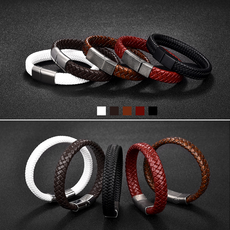 1M 3M 5M 12x6m Genuine Leather Rope Bracelet Jewelry Making Flat Braided Cord Rope Accessories Jewelry Findings Handmade Gift in Jewelry Findings Components from Jewelry Accessories