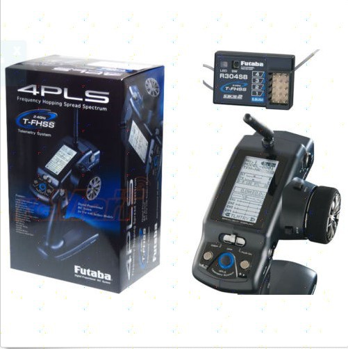 Futaba 4PLS 4PL Super 4-channel 2.4GHZ T-FHSS with R314SB Receiver trendy sports armband for iphone 5 black