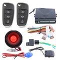 Универсальная автомобильная сигнализация с флип ключ пульт дистанционного управления центральный замок автозапуск дистанционный отпуск хобота anti theft