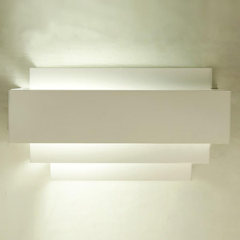 E27 moderne kurze personalisierte Eisen Wandleuchte für Eingang - Innenbeleuchtung