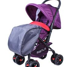 Enclosures Booties/weatherproof Trolleys Foot-Cover/stroller Jumbo Rain-Hood Essential