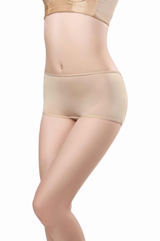 ca3f4b8ccd ... Women silicone Butt Lifter Lingerie Underwear Padded Seamless Butt Hip  Enhancer Shaper Panties push up buttocks ...