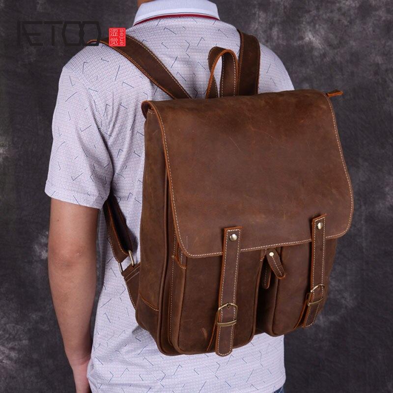Bolsa De Ombro Masculina Couro : Get cheap modelos de mochilas aliexpress