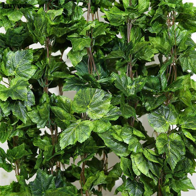 Berühmt Luyue Künstliche Pflanzen 12 stücke Pflanze künstliche Blume Seide @GE_95