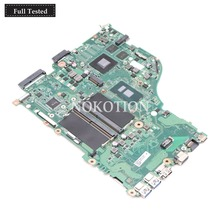 NOKOTION DAZAAMB16E0 NBVDH11004 NB.VDH11.004 For Acer aspire E5-575 E5-575G laptop motherboard SR2EY I5-6200U CPU Gerorce 940MX