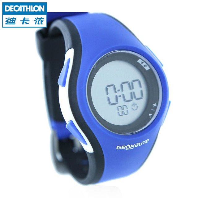 e6936b2f8a9b6 Decathlon sports running M multifunction luminous watches waterproof  outdoor electronic tide table GEONAUTE