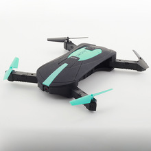 WITH WIFI FPV Quadcopter Selfie Drone Foldable Mini Drones with Camera HD RC Dron Helicopter VS 4CH with Remote version