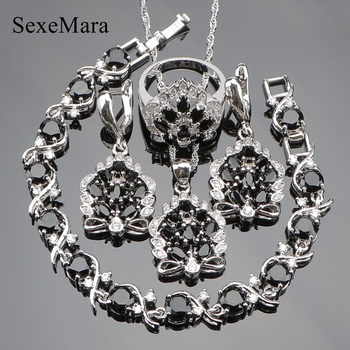 Wedding Bridal Stone Jewelry Sets