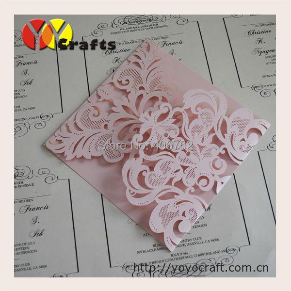 Wholesale laser cut card paper wedding supplies hens night party 7701 7702 7703 stopboris Choice Image