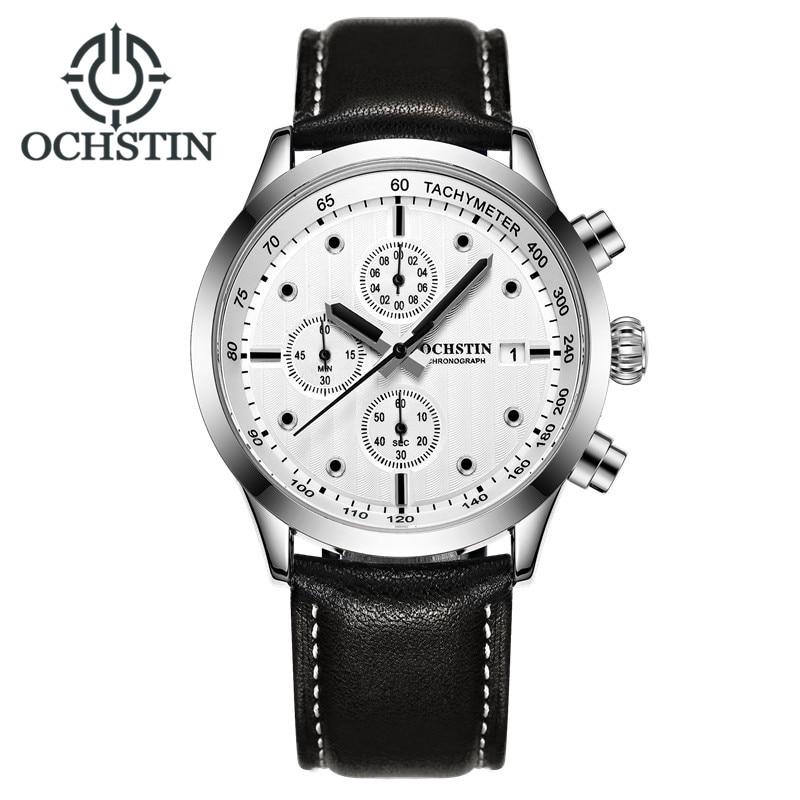 2017 OCHSTIN Luxury Casual Men Watches Analog Military Sports Watch Quartz Male Wristwatches Relogio Masculino Montre Homme