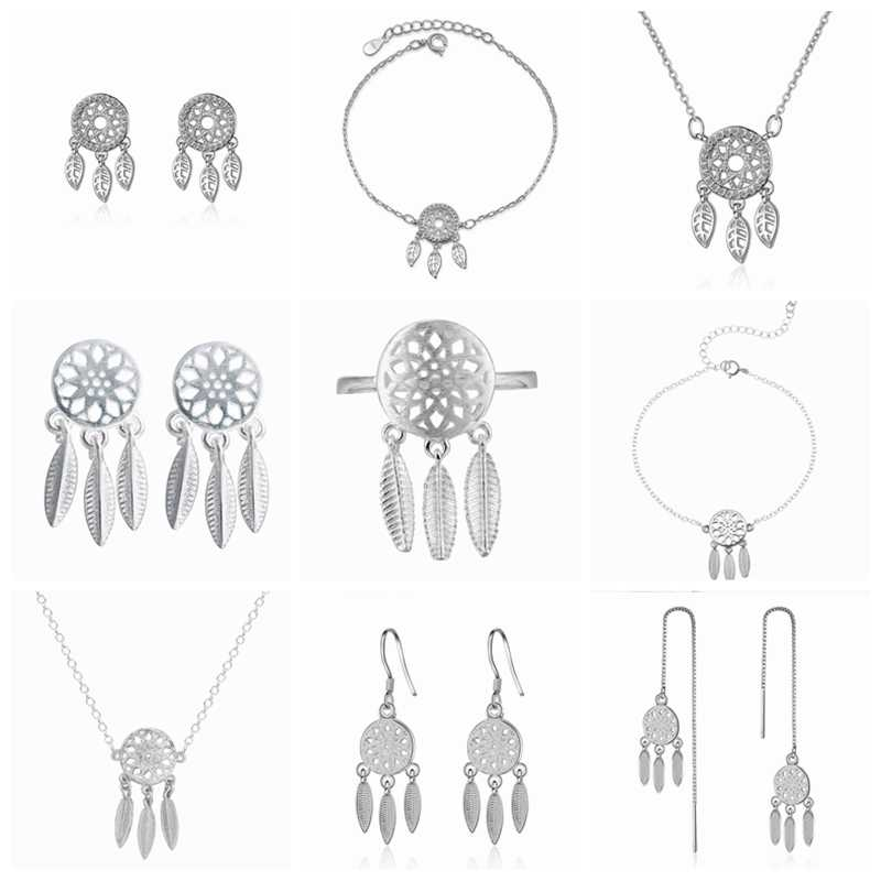 Todorova Dream Catcher Feather Long Tassel Drop Earings for Women    Dreamcatcher Earring Bohemia Jewelry