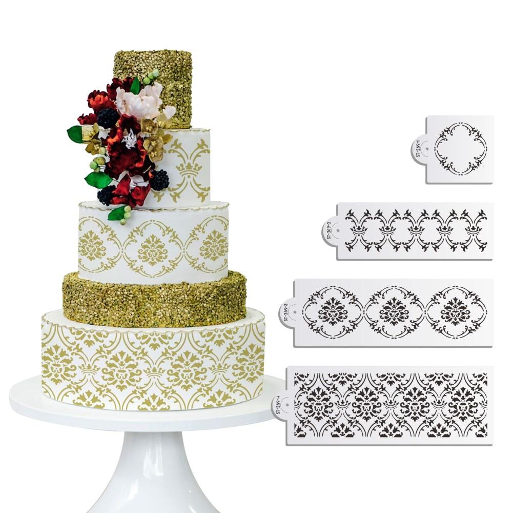 Fondant Cake Decorating Set