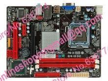 G41d3c g41d3 motherboard lag 775 belt ide ddr3 ram
