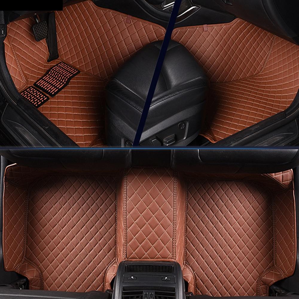 Car floor mats for Mercedes Benz W203 S203 CL203 W204 S204 C204 W205 S205 C class C180 C200 C300 car styling liners Car floor mats for Mercedes Benz W203 S203 CL203 W204 S204 C204 W205 S205 C class C180 C200 C300 car styling liners