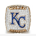 US Size 6 to 15!2017 hot sale 2015 Kansas City Royals world series championship ring replica GLRSS engraved inside drop shipping