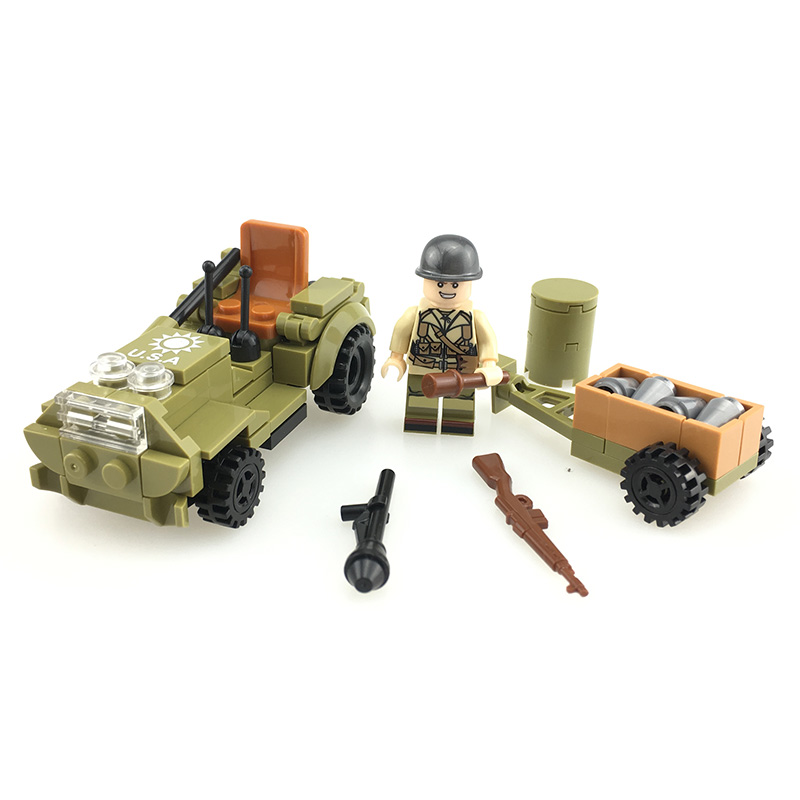 Tracked antiaircraft Soldiers Army 5