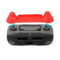 Joystick protetor rocker capa mavic 2 polegar vara guarda para dji mavic 2 pro zoom drone controle remoto vermelho Câmeras aéreas     -