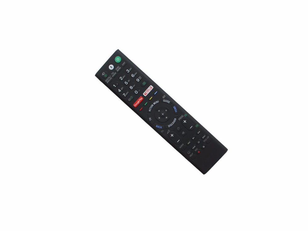Voice Remote Control For Sony KD-43XD8005 KD-43XD8077 KD-43XD8088 KD-55XD8505 ADD 4K HDR Ultra HD Android TV