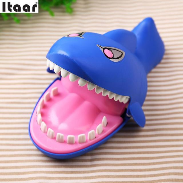 Bitting Shark Funny Toy Family Challenge Game Teeth Toy Shark Party Toys