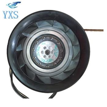 R2E220-AA40-71 AC 220V 100W 2.2A 22050 22CM 220*220*50mm Double Ball Bearing Turbine Centrifugal Cooling Fan
