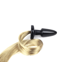 QRTA Newst Sex Horse Tail Anal Plug,Silicone Fox Tail Butt Plug,Sex Toys For Women,Adult Products For Couples