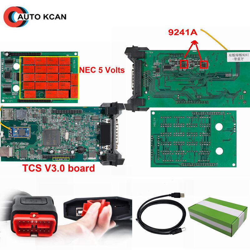 Double Green pcb V3 0 NEC relays tcs cdp pro Bluetooth 2016 R0 keygen as wow