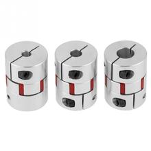 Flexible Coupler Spider Shaft Coupling CNC Flexible Jaw Spider Stepper Motor Coupler Connector Universal Joint OD30mm x L40mm