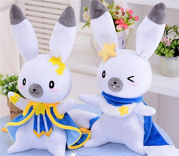 2017 VOCALOID SNOW MIKU 42m Anime Cosplay Rabbit Toy Stuffed & Plush Cartoon Doll