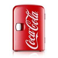 Студенческий холодильник портативный холодильник кемпинг мини холодильник морозильники автомобиль Электрический кулер переносной мини х