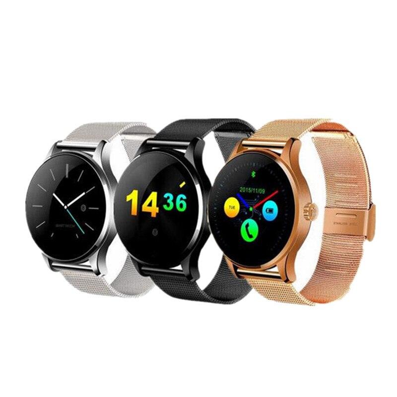 все цены на K88H Smart Watch Pedometer Heart Rate Monitor Call/SMS Reminder Sleep Monitor Men Women Smartwatch For Smart Phone онлайн