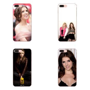 Funda de teléfono TPU caso para Apple iPhone 4 4S 5 5C 5S SE 6 6S 7 8 Plus X XS X Max XR perfecta 2 Beca y gorda Amy