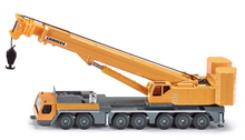 SIKU 1886 Diecast cars 1 : 87 scale alloy Sliding construction crane model Project Car Toys children's educational toys