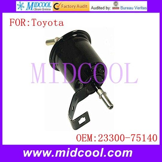 New Auto Fuel Filter use OE NO. 23300 75140 for Toyota Kavak|auto operator|filter separator|auto darkening filter - title=