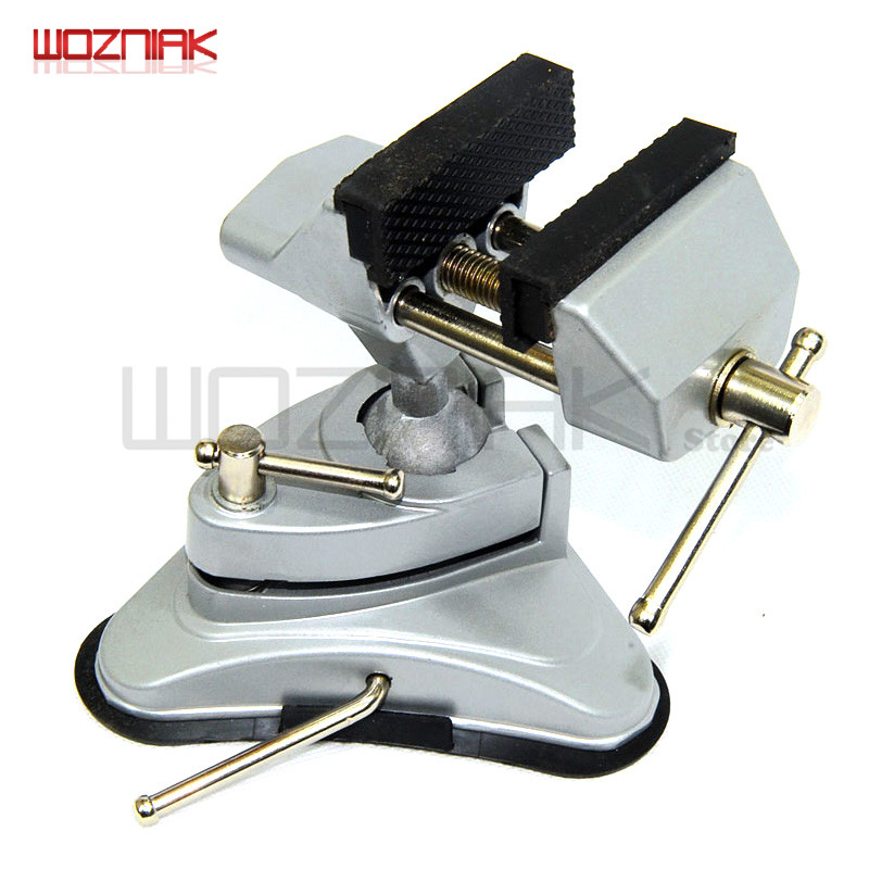 Wozniak <font><b>BIG</b></font> Multifunction Chip Fixture PCB Circuit Board <font><b>Fixed</b></font> Frame Sucker Clamp Table Adjustable Vise