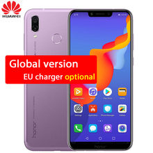 Huawei Honor Play 6.3 inch 4/6GB RAM Kirin 970 Octa Core Android 8.1 Cellphone 2340x1080 Quick Charger 9V/2A 16.0MP Fingerprint(China)