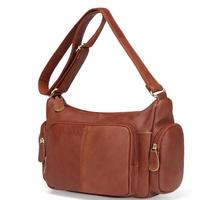 Big Genuine Leather Handbag Women Messenger Bags Vintage Shoulder Bag Large Female Cross Body Bags Casual