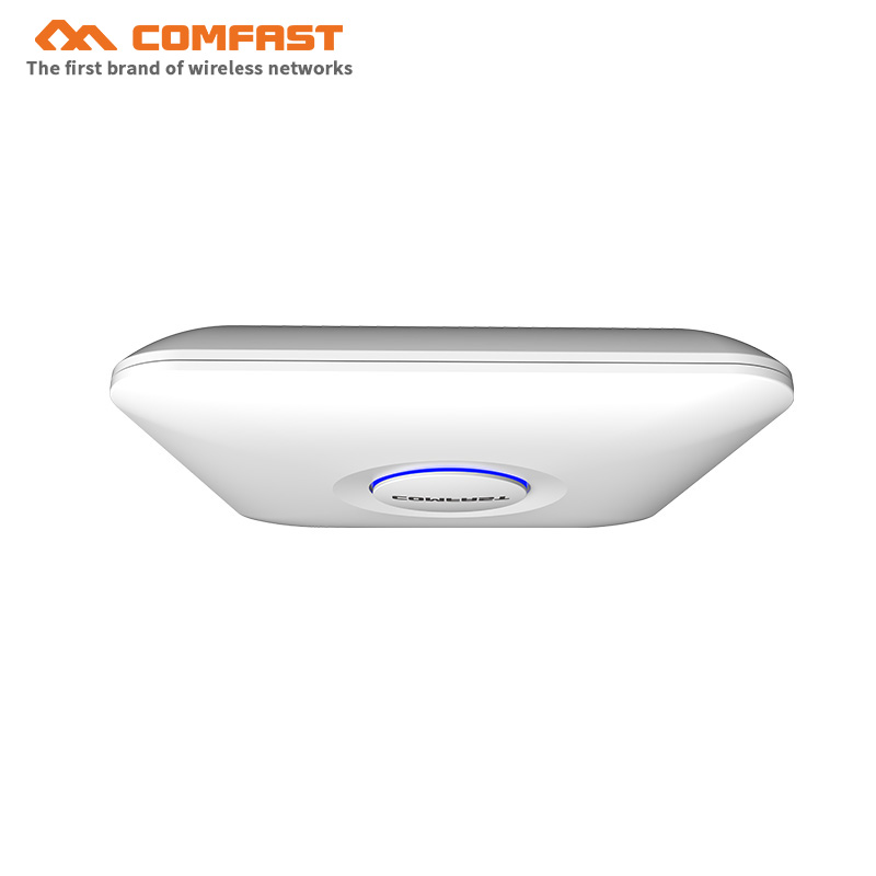 COMFAST CF-E375AC 1300Mbps 5.8Ghz high power dual band wireless ceiling AP with gigabit RJ45 port wi fi router signal amplifier все цены