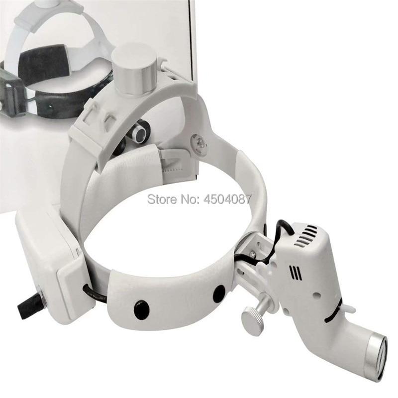 Médicale Phare 5 W led Projecteur Médical Chirurgie Dentaire Médical Phare Focalisables Lumière Spot