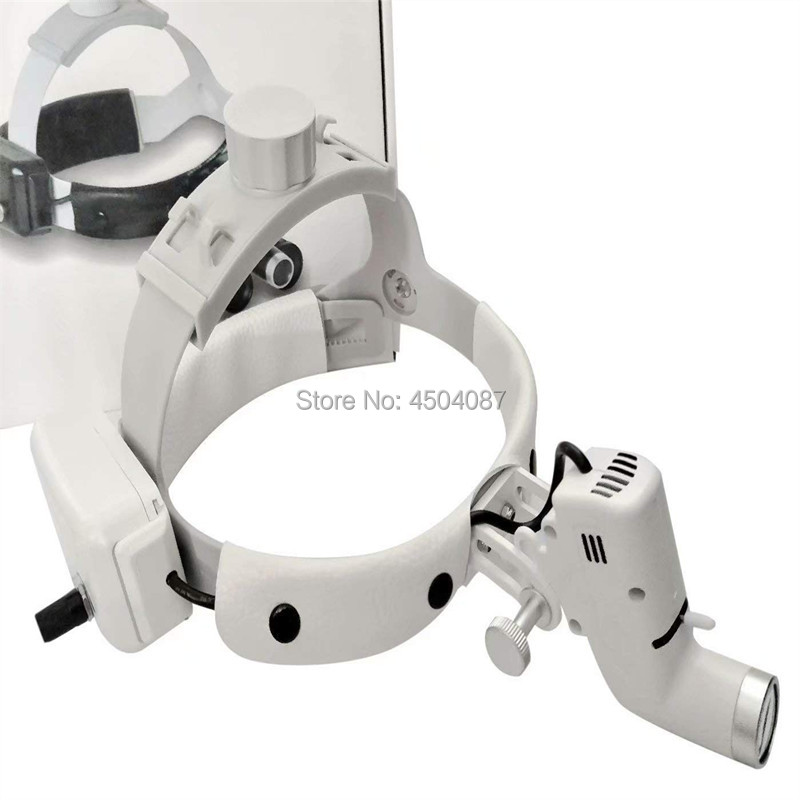 Phare médical 5 W LED phare médical chirurgical dentaire phare médical focalisable Spot lumineux