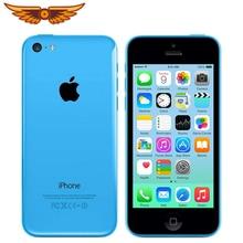 Разблокированный Apple iPhone 5C ips 4,0 ''Dual Core 1 Гб Оперативная память 8/16/32 ГБ флэш-памяти, Встроенная память 8MP WCDMA gps WI-FI IOS используется для смартфона