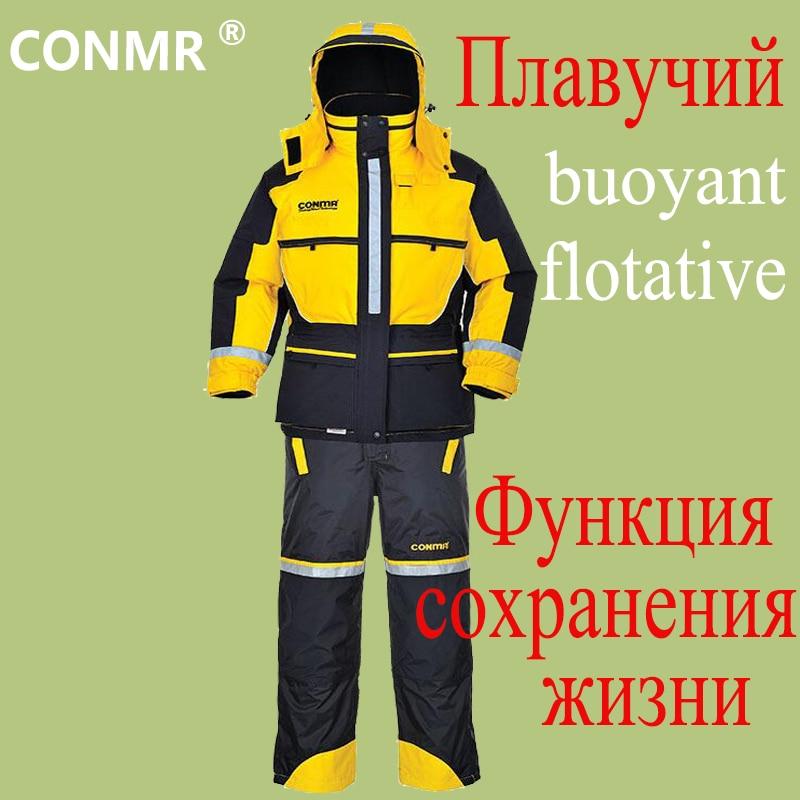 Conmr women professional winter fishing clothing for Women s ice fishing suit