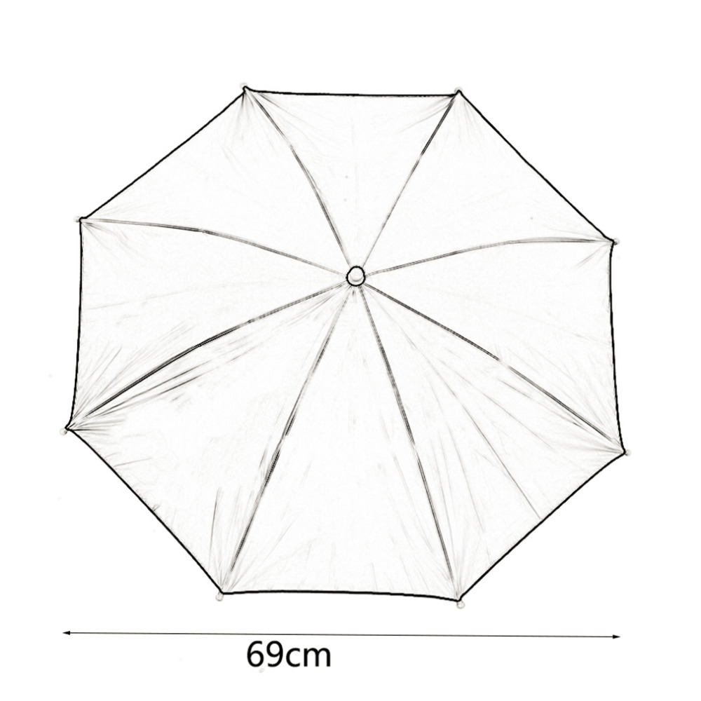 2017 deportes al aire libre 69 cm sombrero paraguas plegable mujeres ... d2b55aebf72