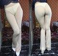 Viscose transparente outono e inverno feminino legging magro quadril sexy calças de comprimento no tornozelo speaker calças de pijama