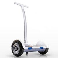 Deriva hoverboard scooter 10 ''2 ruedas eléctrica de pie scooter con pasamanos motocicleta inteligente auto equilibrio Scooter Eléctrico